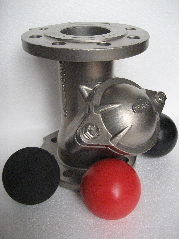 Ball Check Valve Ss 316 Aisi Pn 16 Ardani Valves